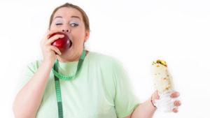 糖質過多な食生活