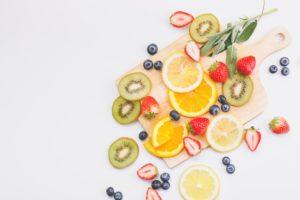 果物の写真